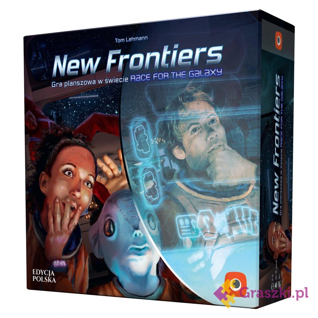 New Frontiers // darmowa dostawa od 249.99 zł // wysyłka do 24 godzin! // odbiór osobisty w Opolu